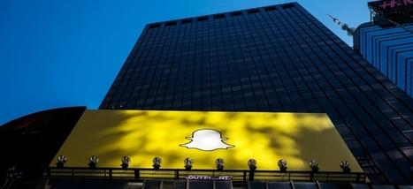 Malaise, Snapchat voudrait s'arroger le droit d'exploiter vos photos   Profession Photographe   Scoop.it