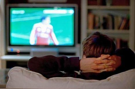 Tres horas al día de 'sofá y tele' pueden dañar la capacidad intelectual | psicología | Scoop.it
