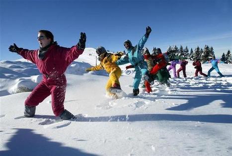 Séjours junior à la neige : les stations en perte ... - Le Dauphiné Libéré | Marketing des stations de ski | Scoop.it