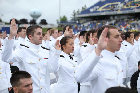 Obama Speaks to Naval Graduates About Sexual Assault Issue | United States Politics | Scoop.it