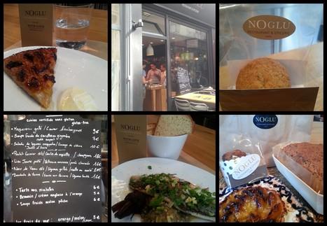 Sans gluten mais vrai .. NOglu, 1er restaurant du genre dans le 2ème à Paris. | Gluten Free | Scoop.it