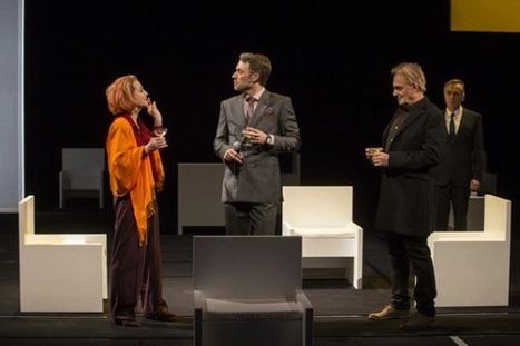 Bettencourt Boulevard / Les premiers articles sur la création de la pièce de Michel Vinaver   Revue de presse théâtre   Scoop.it