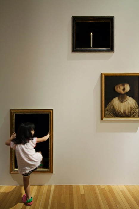 TORAFU's Haunted Play House At The Museum Of Contemporary Art In Tokyo...   Art for art's sake...   Scoop.it