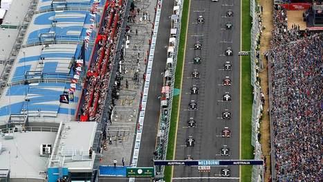 Wolff: Double points could mar season - Eurosport.com AU | Formula1 | Scoop.it