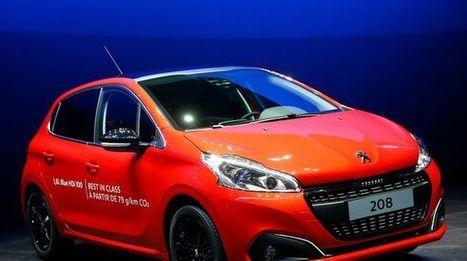 Une Peugeot 208 parcourt la distance record de 2100 km avec un ... - L'Express | Actualité PSA | Scoop.it
