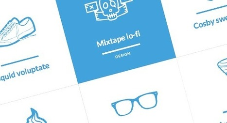 Blueprint: Responsive Icon Grid | Responsive design & mobile first | Scoop.it
