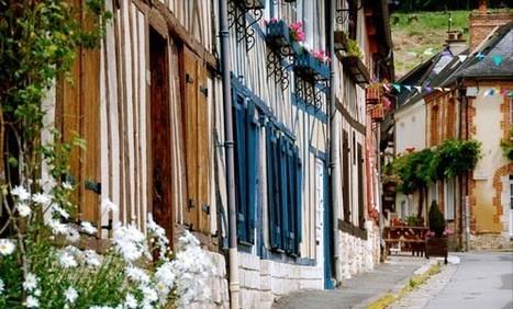 Cinq villages normands | MaisonNet | Scoop.it