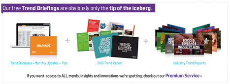 Trendwatching: Latest consumer and technology trends | Technology in Teaching | Scoop.it