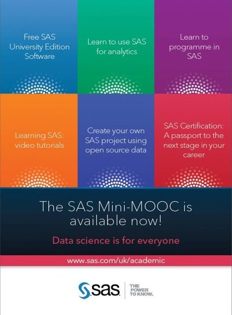 Learn SAS on your own time with these simple steps | e-learning-ukr | Scoop.it