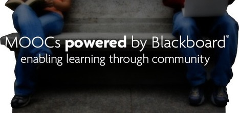 MOOCs Powered By Blackboard | Libraries and eLearning | Scoop.it