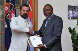 Kenyan president Uhuru Kenyatta joins Giants Club to save elephants   Africa Travel Guide and Directory   Africa Travel Guide   Scoop.it