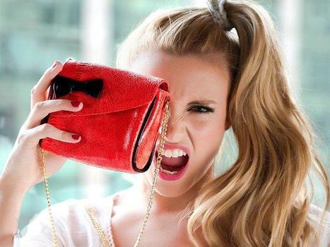 ¿Qué expresa el bolsos de una mujer? | Bolsos & Bolsos | Scoop.it