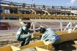 Brazilian Construction Costs on the Rise | Construtoras Brasil | Scoop.it