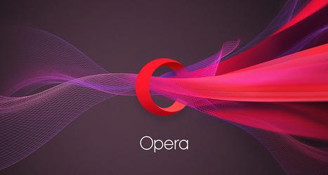 Le navigateur Opera intègre un VPN gratuit et illimité : où est le piège ? - Tech - Numerama | François MAGNAN  Formateur Consultant | Scoop.it