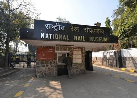 Railways collaborates with technology partners to create pan-India virtual museum | Museums and emerging technologies | Scoop.it