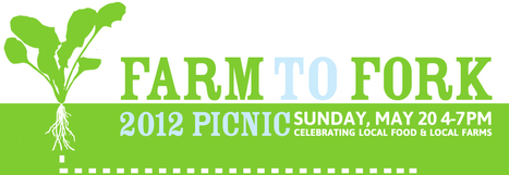 Farm to Fork 2012 Picnic takes place May 20   North Carolina Agriculture   Scoop.it