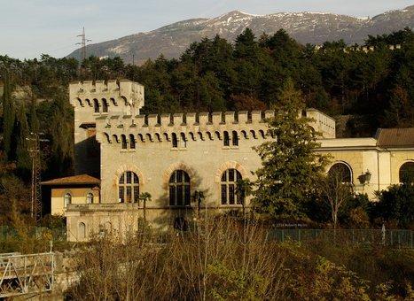 La centrale idroelettrica di Fies in Trentino – Alto Adige | Archeologia Industriale | Scoop.it