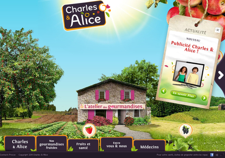 Le succès des marques à prénoms : Charles & Alice | agro-media.fr | agro-media.fr | actualité agroalimentaire | Scoop.it