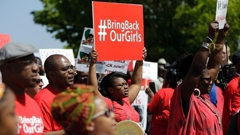 #bringbackourgirls including the 64,000 black women missing in America and others worldwide | Just Trending | Scoop.it