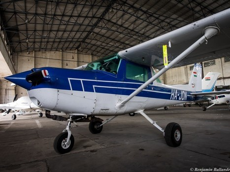 HA-JON - Cessna 152 - Tagazous | Fantastic-shot vous recommande | Scoop.it