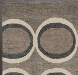 Rugsville Contemporary Wool Grey 11751 Rug - MODERN | Oriental Rugs and Persian Rugs | Scoop.it