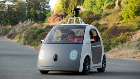 Google's Next Phase in Driverless Cars: No Steering Wheel or Brake Pedals | New technologies and public participation | Nouvelles technologies et participation publiques | Scoop.it