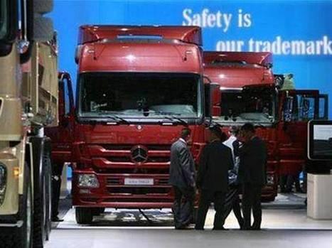 Weak truck demand saps Daimler's confidence for 2016 - ET Auto   Automotive Wheels View   Scoop.it
