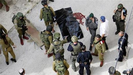 Israeli forces kill Palestinian teenage girl in Hebron | Cultures, Identity and Constructs | Scoop.it