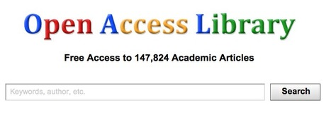 Open Access Library | Librarianship & More | Scoop.it