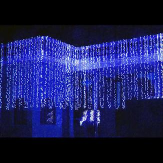 8Mx3M Blue LED String Light with 800 LEDs – LightSuperDeal.com | LED lights | Scoop.it