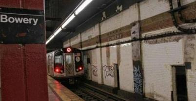 MTA Worker Fights Off Rapist in Bowery J Train Tunnel | New York City News | Scoop.it