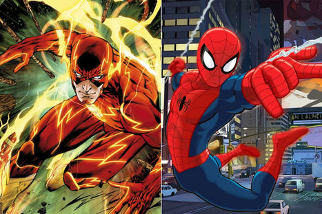 Phil Lord Updates on 'The Flash,' Animated 'Spider-Man' | Comic Book Trends | Scoop.it