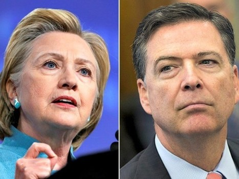 Ed Klein: Comey 'Under Pressure to Redeem Himself' | Saif al Islam | Scoop.it