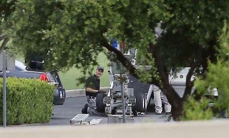 Dallas : un robot envoyé pour tuer l'assassin des policiers   La sélection de BABinfo   Scoop.it
