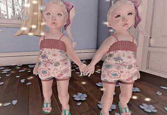 Little Star shines...   亗 Second Life Kids Lookbook 亗   Scoop.it