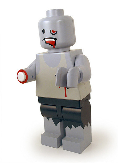 LEGO Zombies | All Geeks | Scoop.it