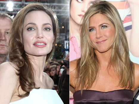 First Dibs: Did Angelina Jolie & Jennifer Aniston Have An Awkward Encounter? - Movie Balla | Daily News About Movies | Scoop.it