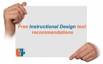 Free Instructional Design tool recommendations | FreeSources for Learners & Learning Designers | Scoop.it