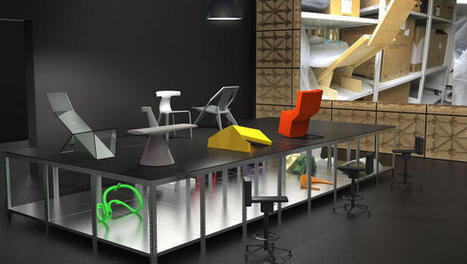 The Ultimate Minimalist Home? No Kitchens Or Bathrooms - Co.Design   Industrial Design   Scoop.it