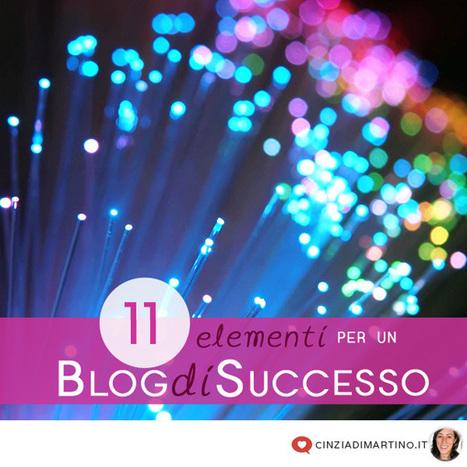 11 elementi immancabili per un Blog di successo | Social Media Consultant 2012 | Scoop.it