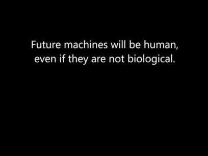 Ray Kurzweil quotes | Post-Sapiens, les êtres technologiques | Scoop.it