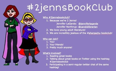 The Adventures of Library Girl | LibraryHints2012 | Scoop.it