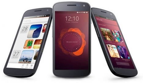 Ubuntu for phones - Oui, mais en 2014 | Android-France | Ubuntu French Press Review | Scoop.it