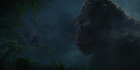 King Kong Battles All Manner Of Monsters In Epic New Trailer For KONG: SKULL ISLAND | Journeys of the Sorcerer | Scoop.it