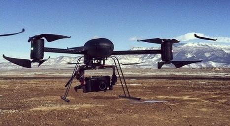 La France se pose de drones de questions   Libertés Numériques   Scoop.it
