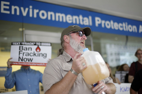 Dimock, PA Lawsuit Trial-Bound as Study Links Fracking to Water Contamination in Neighboring County - NationofChange   FrackInformant   Scoop.it