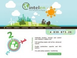 Intelen launches social energy-saving building analytics | Extranet ... | Green Social Networks | Scoop.it