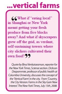Vertical Farming » What is Vertical Farming? An Overview | Cityfarming, Vertical Farming | Scoop.it