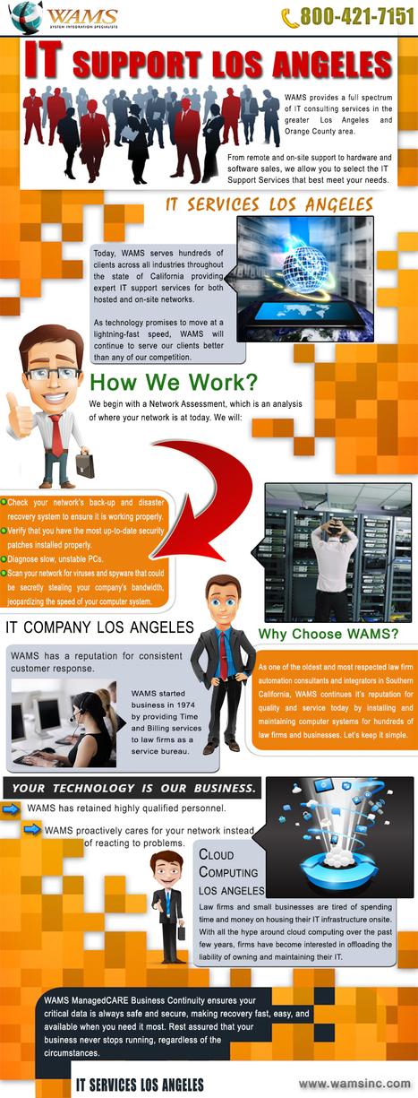 It Services Los Angeles | IT services Los Angeles | Scoop.it