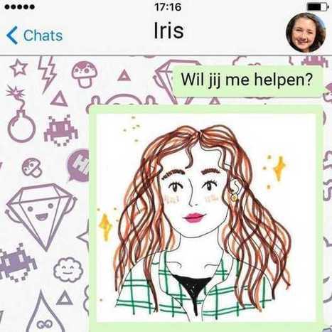 Iris, een game tegen pesten | Mediawijsheid in het VO | Scoop.it